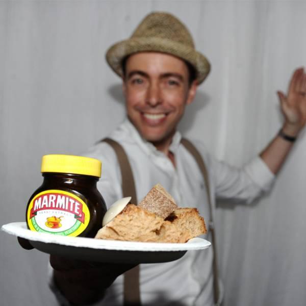 Marmite Royale & Soldiers